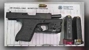 Man Found With Loaded Gun At BWI Checkpoint [Video]