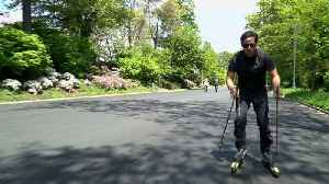 Snapshot NY: Man's Olympic Dream Not Stopped By Parkinson's [Video]