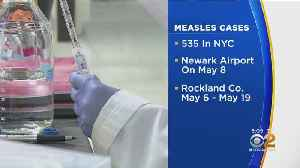 New Measles Cases In New York [Video]