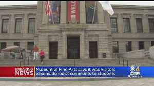 Museum Of Fine Arts Bans 2 Members Who Made Racist Comments [Video]