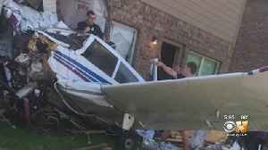 Small Plane To Be Removed From McKinney Family's Backyard Saturday [Video]