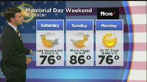 WBZ Evening Forecast For May 24 [Video]