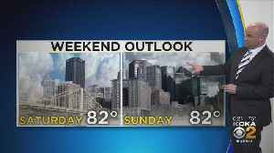 KDKA-TV Evening Forecast (5/24) [Video]