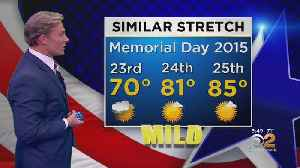 New York Weather: CBS2 Memorial Day Weekend Forecast at 5PM [Video]