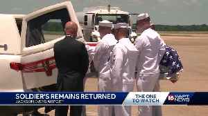 Remains of sailor killed in attack on Pearl Harbor going home [Video]