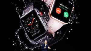 News video: Amazon Slashes Price Of Apple Watch Series 3 By $80 For A Limited Time