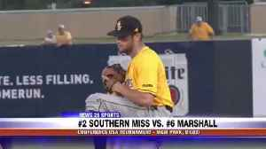 Conference USA Championship: Southern Miss vs. Marshall [Video]
