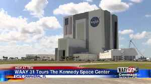 WAAY 31 Tours the Kennedy Space Center [Video]