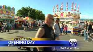 Opening day for Silver Dollar Fair [Video]
