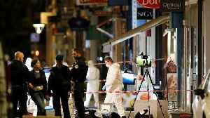 Manhunt underway after suspected parcel bomb attack injures 13 people in Lyon