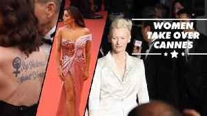 Five feminist moments from the Cannes Film Festival [Video]