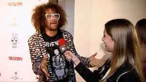 LMFAO Redfoo Talks About His Plant-Based Diet And Lifestyle [Video]