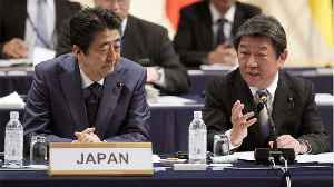 Japan And U.S. Must Work to Narrow Differences On Trade [Video]