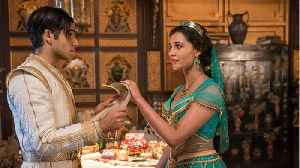 Aladdin Soars At Box Office [Video]