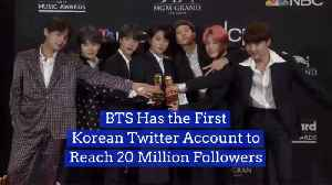 BTS Breaks A Social Media Record [Video]