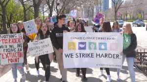 Youth Activism Leads Push For Climate Change Action [Video]