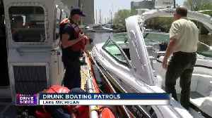 Coast Guard looking for drunk boaters during Memorial Day weekend [Video]
