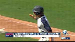 American Heritage baseball advances to state final 5/24 [Video]