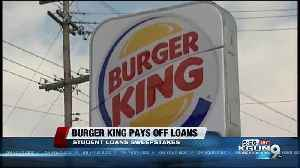 Burger King will pay your student loan debt [Video]
