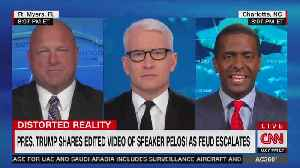 CNN panelist rips Trump for sharing video of Nancy Pelosi stuttering and slurring words [Video]