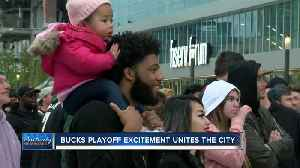 Milwaukee Bucks playoff excitement unites the city [Video]