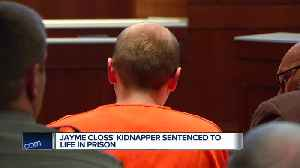 Jayme Closs' Kidnapper Sentenced To Life In Prison [Video]