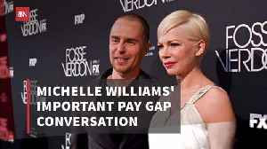 Michelle Williams Speaks Out On Actress Issue [Video]