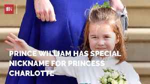 Princess Charlotte Has A Cute Nickname [Video]
