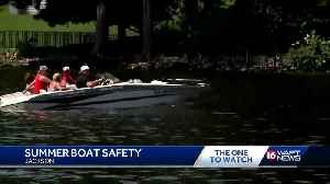 Memorial Day busy weekend for boaters [Video]
