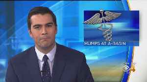 Mumps Cases Linked To Employees At A-Basin [Video]