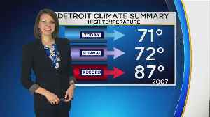First Forecast Weather May 24, 2019 (Tonight) [Video]