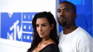 Kim Kardashian Applies for Beauty Trademarks for Two-Week-Old Psalm West [Video]