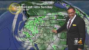 Mild Weekend With A Few Memorial Day Storms [Video]