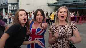 Fans in high spirits as Spice Girls kick off arena tour in Dublin [Video]