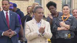 Mayor Lori Lightfoot, CPD Supt. Eddie Johns Say All Neighborhoods Will Be A Priority For Holiday Weekend Safety [Video]