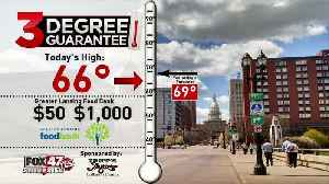 Hitting $1000 Raised With the 3 Degree Guarantee [Video]