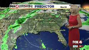 Friday 11 PM Forecast [Video]