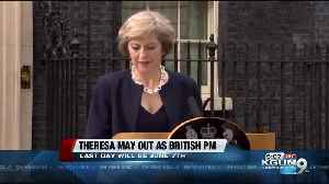 Theresa May quits [Video]