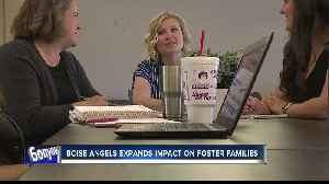 UPDATE: Boise Angels expands impact on foster families [Video]