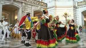 Carnaval Weekend Kicks Off at S.F. City Hall [Video]