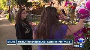 Father, mother and daughter killed in Denver shooting, police say; suspect in custody [Video]