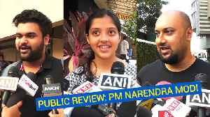 PM Narendra Modi | Public Review [Video]