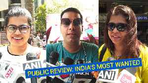 India's Most Wanted | Public Review [Video]