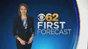 First Forecast Weather May 25, 2019 (This Morning) [Video]
