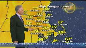 WBZ Morning Forecast For May 25 [Video]