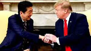 As Trumps heads to Tokoyo, Japan's firms brace for trade war impact [Video]