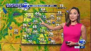 Saturday morning weather update [Video]