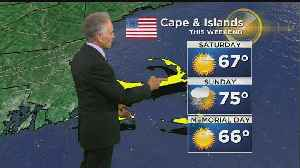 WBZ Midday Forecast For May 25 [Video]