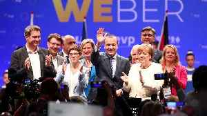 Final EU election rallies take place [Video]