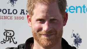 Prince Harry Plays Polo In Rome For Charity [Video]